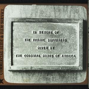 Memorial Tablet for Titanic Sufferers_225.jpg