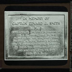 Memorial Tablet For Captain Smith Of The Titanic_39.jpg