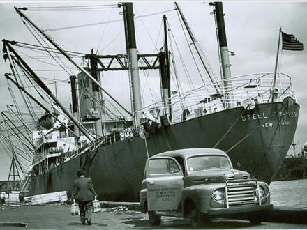 Ship Visiting